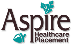 Aspire Healthcare Placement Logo